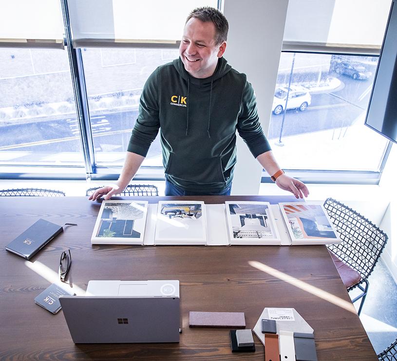 Mike Designing